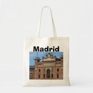Madrid Spain Tote Bag