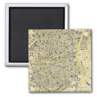 Madrid Square Magnet