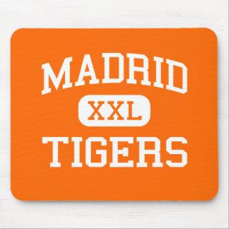 Madrid - Tigers - Madrid High School - Madrid Iowa Mouse Mat