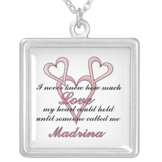 Madrina (I Never Knew) Mother's Day Necklace