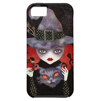 Maelba the Red Witch iPhone 5 Case-Mate Case