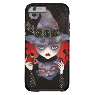 Maelba, the Red Witch iPhone 6 Case