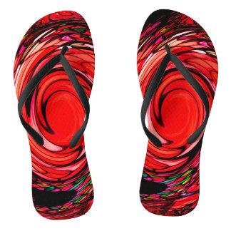Maelstrom Flip Flops