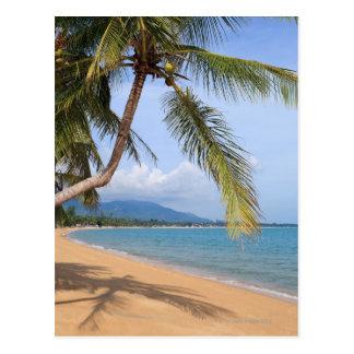 Maenam beach. postcard