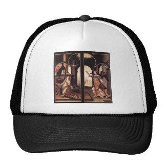 Maerten van Heemskerck- Annunciation Hats