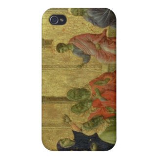 Maesta: Christ Among the Doctors, 1308-11 iPhone 4/4S Cases
