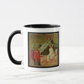Maesta: The Three Maries at Christ's Tomb Mug