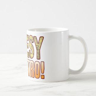Maestro Blue Cheesy Coffee Mug