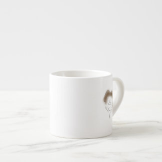 maestro espresso mug 6 oz ceramic espresso cup