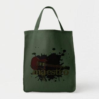 Maestro Grunge Electric Guitar Canvas Bag