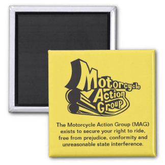 MAG fridge magnet