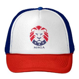 MAGA Lion Trucker Hat