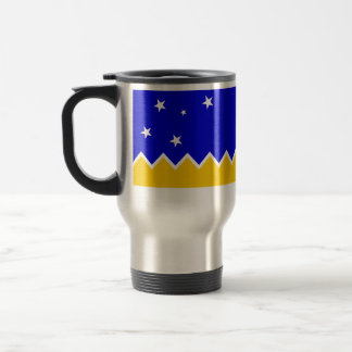 Magallanes, Chile, Antarctica flag Travel Mug