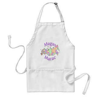 Magas Russia Adult Apron