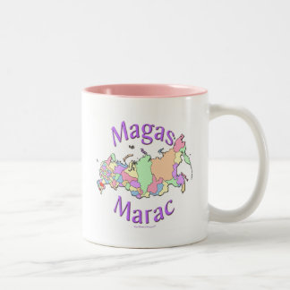 Magas Russia Coffee Mug