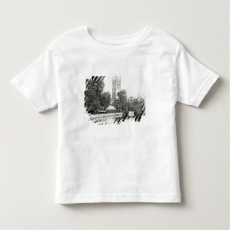 Magdalen College from the Cherwell Toddler T-Shirt