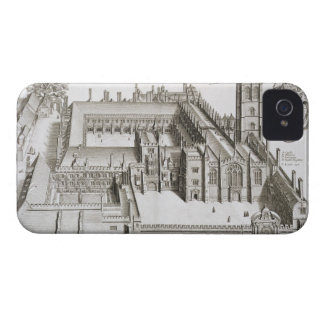 Magdalen College, Oxford, from 'Oxonia Illustrata' Case-Mate iPhone 4 Case