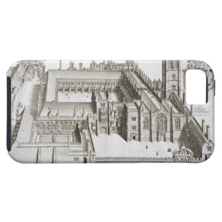 Magdalen College, Oxford, from 'Oxonia Illustrata' Case For The iPhone 5