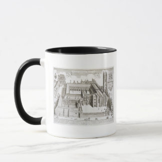 Magdalen College, Oxford, from 'Oxonia Illustrata' Mug