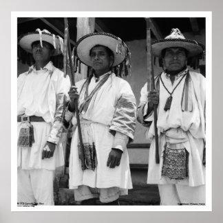Magdalenas Chiapas Mexico Posters