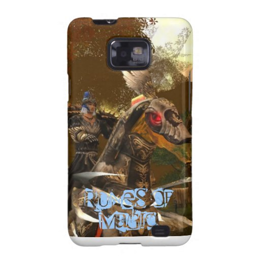 Mage Druid in Runes of Magic Samsung Galaxy S Cover