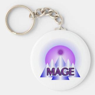 Mage Keychain