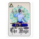 Mage Tarot Postcard (<em>£0.75</em>)