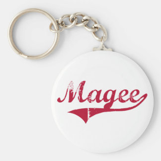Magee Mississippi Classic Design Keychains
