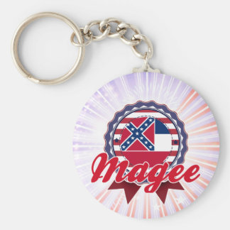 Magee MS Keychains