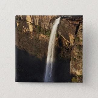 Magela Falls, Kakadu National Park 15 Cm Square Badge