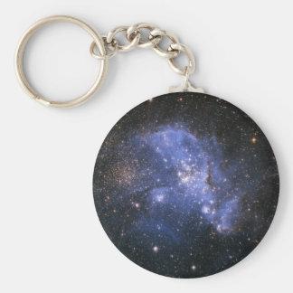 Magellanic cloud key ring