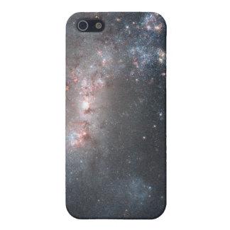 Magellanic dwarf irregular galaxy NGC 4449 iPhone 5 Case