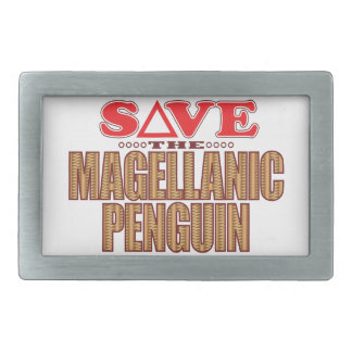 Magellanic Penguin Save Belt Buckles