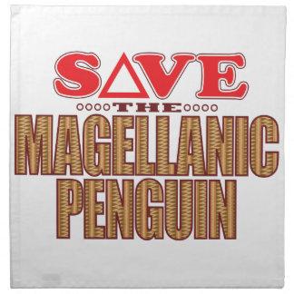 Magellanic Penguin Save Napkin
