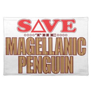 Magellanic Penguin Save Placemat