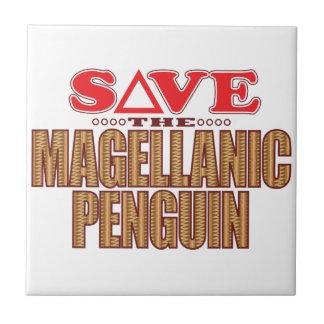 Magellanic Penguin Save Tile
