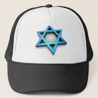 Magen David Trucker Hat