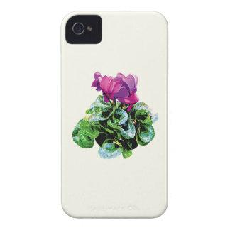 Magenta Cyclamen Case-Mate iPhone 4 Case