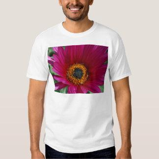 Magenta Flower T Shirt