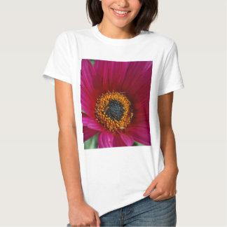 Magenta Flower Tee Shirt