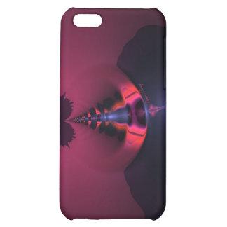 Magenta Ghost – Rose & Indigo Delight Cover For iPhone 5C