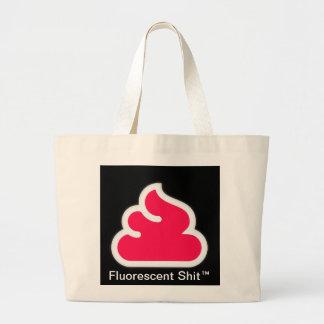 Magenta S™ Large Tote Bag