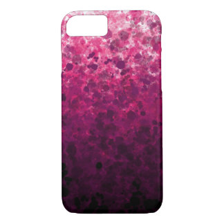 Magenta Spots - Apple iPhone Case