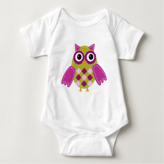 Magenta the Adorable Owl T-shirts