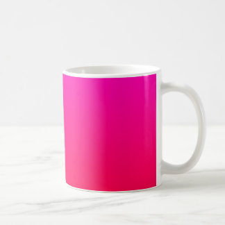 Magenta to Red Gradient Coffee Mug