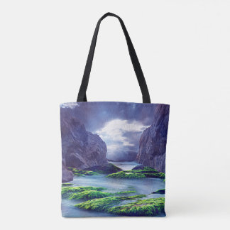 Magestic Beauty Tote Bag