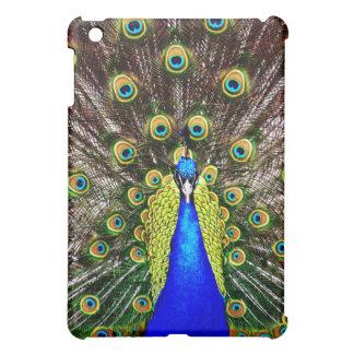 Magestic Peacock Case For The iPad Mini