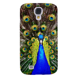Magestic Peacock Galaxy S4 Case