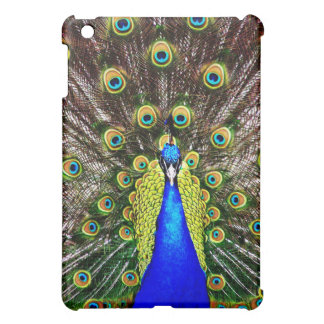 Magestic Peacock Case For The iPad Mini