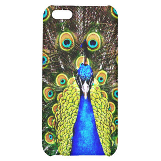 Magestic Peacock iPhone 5C Cases